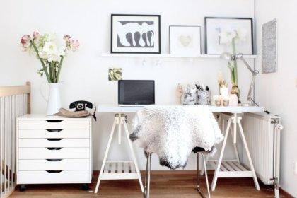 bureau-domicile-style-mobilier-scandinave-blanc
